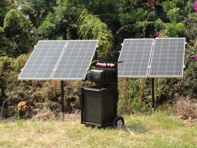 portable solar generator FreedomHO