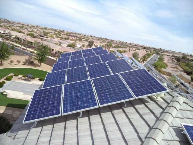 New Solar Mounting System Allows East West Facing Roofs To