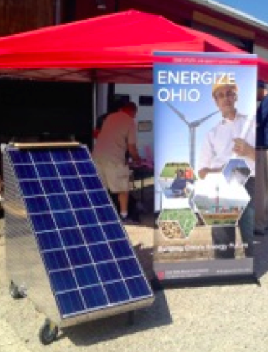Energize Ohio demostration project (OSU)